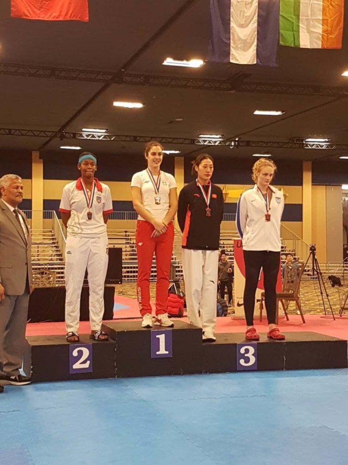Milica Mandić osvojila zlato  u Las Vegasu na US Open-u