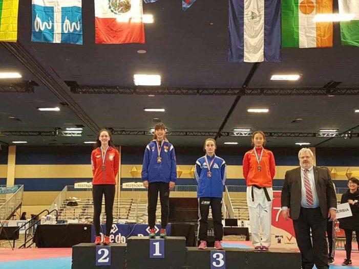 Tijana Bogdanović osvojila srebro u Las Vegasu na US Open-u